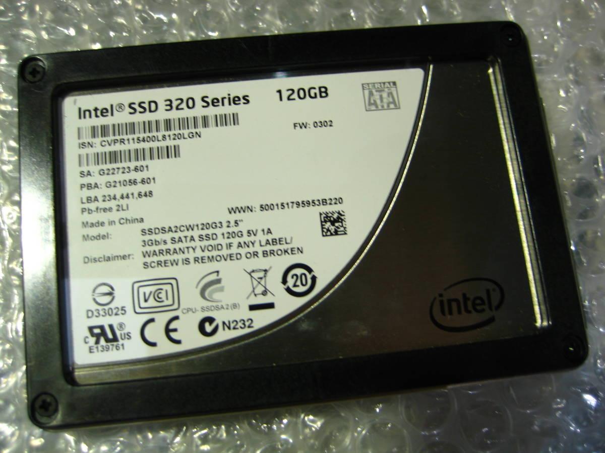 """Intel 520 Series 2.5/"""" SATA 480GB SSD Solid State Hard Drive SSDSC2CW480A3"""